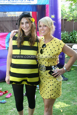 1st Bumble Bee Birthday Party