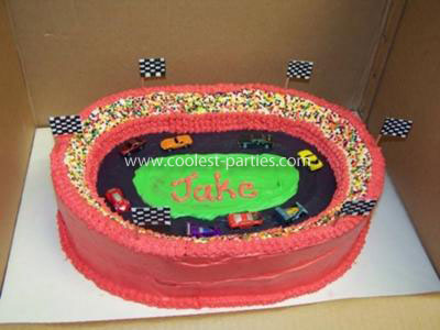 Jake's Cool Cake