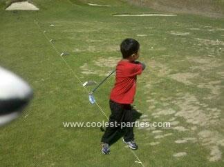 Magic Golf Game