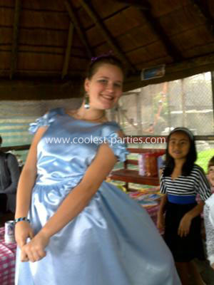 Cinderella 5th Birthday Party