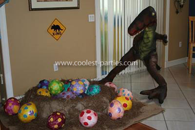 Coolest Dinosaur Birthday Party Ideas