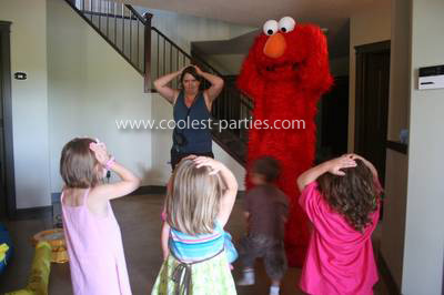Sesame Street And Elmo Games Activities