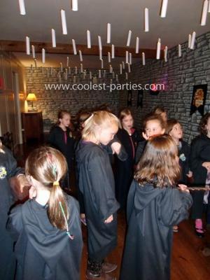 Coolest Harry Potter Kid Party Ideas