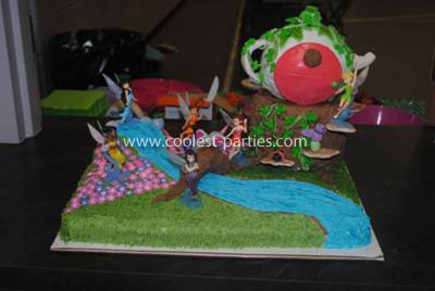 Year Birthday Party Ideas On Coolest Tinkerbell Neverland For A 4 Old Girl