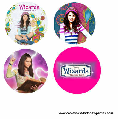 Coolest Wizards of Waverly Place Party