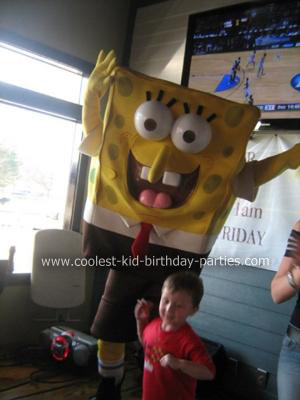 Donna's Coolest Spongebob Birthday Party