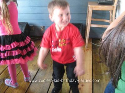 Donna's Coolest Spongebob Birthday Party