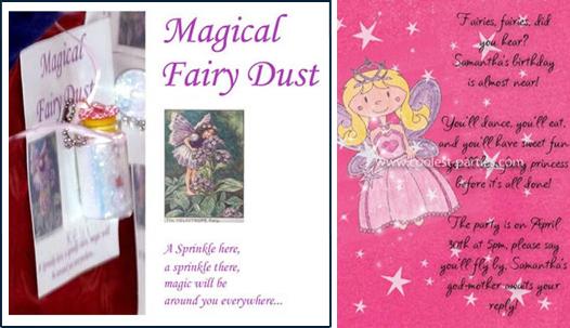 Fairy Birthday Party Ideas