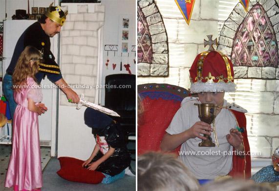 Knight Birthday Party