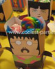 Yellow Submarine Birthday Party
